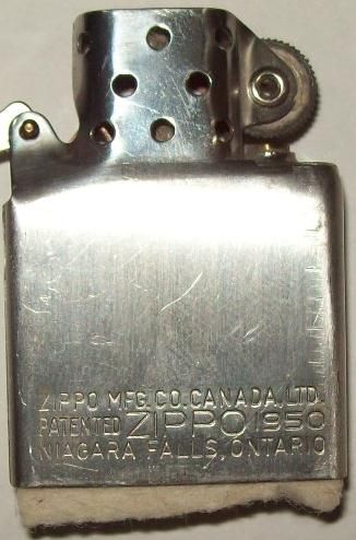 dating zippo lighter inserts Dating canadian zippos once zippo canada got the patent for the lighter the inserts for the 1975-86 had information stamped on both sides.